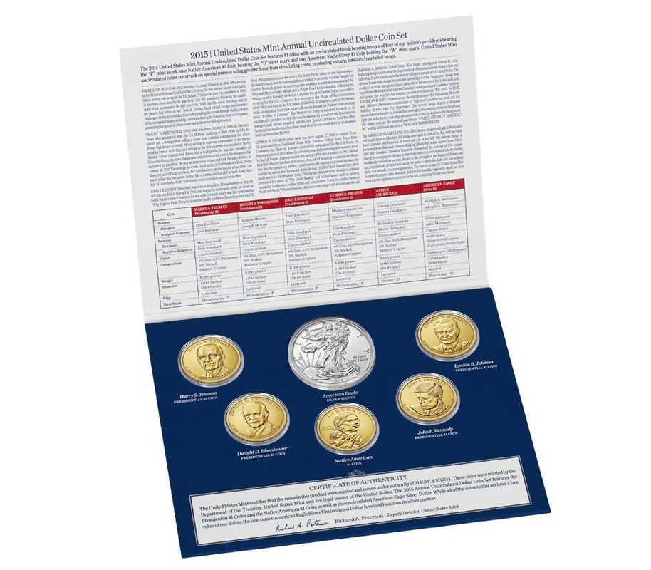 SAE Special Sets - World Silver Bullion